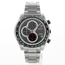 SEIKO ignition 7T82-OAHO Super Aguri limited SS watch for men