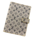 LOUIS VUITTON agenda PM R20910 notebook cover monogram mini-canvas unisex fs3gm