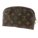 LOUIS VUITTON ポシェットコスメティック M47515 makeup pouch Monogram Canvas ladies