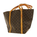 LOUIS VUITTON SAC shopping M51108 tote bag Monogram Canvas ladies