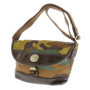 Nylon canvas unisex upup7, OROBIANCO Camo shoulder bag