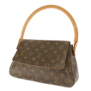 LOUIS VUITTON ミニルーピング M51147 tote bag Monogram Canvas ladies fs3gm