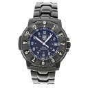 LUMINOX illuminations system watch SS men