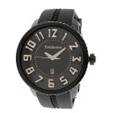 Tendence round case watch rubber men fs3gm