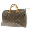 LOUIS VUITTON speedy 35 M 41524 Boston bag Monogram Canvas unisex