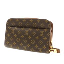 LOUIS VUITTON Orsay M51790 second bag monogram canvas men fs3gm