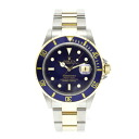 ROLEX Oyster Perpetual Submariner date 16613T K18YG/SS watch for men