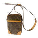LOUIS VUITTON ダヌーブ M45266 shoulder bag monogram canvas unisex fs3gm