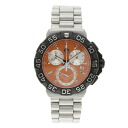 TAG HeuerF1 CAH1113 watch SS mens fs3gm