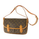 LOUIS VUITTON ジベシエール MM M42247 shoulder bag monogram canvas unisex fs3gm
