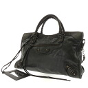 BALENCIAGA the city bag handbag calf Womens