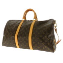 LOUIS VUITTON keepall 50 M 41416 Boston bag Monogram Canvas unisex