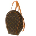 LOUIS VUITTON エリプスサックアド M51125 backpack daypack Monogram Canvas ladies '