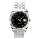 ROLEX Oyster Perpetual Datejust 116234 new. watch stainless steel mens fs3gm