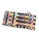 TSUMORI CHISATO MIX mesh wallet ( purses and ), sheep, goats, pigs and horses leather ladies
