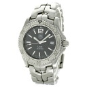 Tag Heuer link WT1210-0 watch stainless steel mens