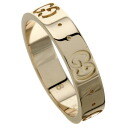 GUCCI icon ring-ring K18 pink Womens fs3gm
