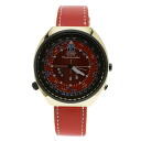 Citizen Galileo watch GP/ leather men