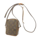 LOUIS VUITTON ミニダヌーブ M45268 shoulder bag monogram canvas unisex fs3gm