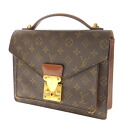 LOUIS VUITTON Monceau 26 M 51187 second bag Monogram Canvas men's