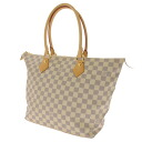 LOUIS VUITTON Saleya MM N51185 tote bag Damier Canvas women's fs3gm