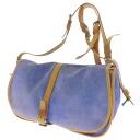 SELECT BAG long shoulder shoulder bag suede unisex fs3gm