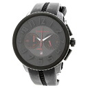 Tendence Chronograph Watch rubber men's fs3gm
