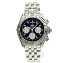 BREITLING cross wind special A44355 watch stainless steel men fs3gm