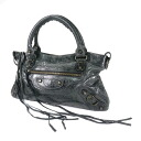 BALENCIAGA the first handbag leather ladies