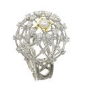 TASAKI diamond rings, ring K18 white gold ladies fs3gm