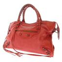 BALENCIAGA the city handbag calf Lady's