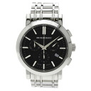 BU1366 BURBERRY watch stainless steel mens fs3gm