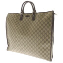 GUCCI GG pattern tote bag PVC ladies fs3gm