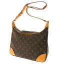 30 LOUIS VUITTON Boulogne M51265 shoulder bag monogram canvas Lady's fs3gm