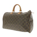 40 LOUIS VUITTON speedy M41522 Boston bag monogram canvas unisex fs3gm