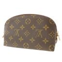LOUIS VUITTON pochette cosmetics M47515 makeup porch monogram canvas Lady's fs3gm