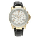 Guess GC41501G watch stainless steel / leather men fs3gm
