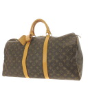 50 LOUIS VUITTON key Poll M41426 Boston bag monogram canvas unisex fs3gm