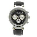 D&G round case watch stainless steel / Boletopsis leucomelas men fs3gm