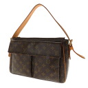 LOUIS VUITTON ヴィバ protagonist GM M51163 shoulder bag monogram canvas Lady's fs3gm