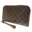 LOUIS VUITTON Orsay M51790 second bag monogram canvas unisex fs3gm