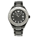 Emporio Armani AR0587 watch stainless steel men fs3gm