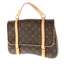 LOUIS VUITTON マレル case ad M51158 shoulder bag monogram canvas Lady's fs3gm