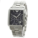 Emporio Armani square Kurono watch men fs3gm