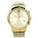 BURBERRY BU1757 heritage chronograph watch men fs3gm
