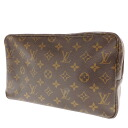 LOUIS VUITTON toe Ruth toilette M47524 makeup porch / monogram canvas Lady's fs3gm