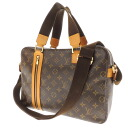 LOUIS VUITTON case boss fall M40043 shoulder bag / monogram canvas unisex fs3gm