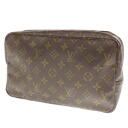 LOUIS VUITTON toe Ruth toilette M47524 makeup porch monogram canvas Lady's fs3gm