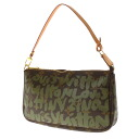 LOUIS VUITTON graffiti M92191 accessories porch monogram canvas Lady's fs3gm