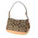 COACH signature pattern accessories porch canvas Lady's fs3gm